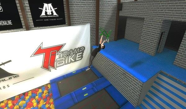 دانلود Ti: Tramp Bike 0.3 - بازی شبیه سازی خاص دوچرخه اندروید