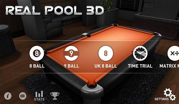 دانلود Real Pool 3D Full 2.7 - بازی بیلیارد سه بعدی و محبوب اندروید