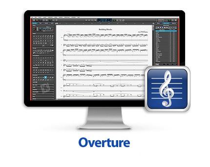 دانلود Overture v5.5.4.0 x64 - نرم افزار نت نویسی