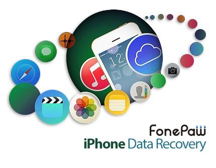 دانلود FonePaw iPhone Data Recovery v6.0.0 - نرم افزار بازیابی اطلاعات آیفون، آیپد و آیپاد