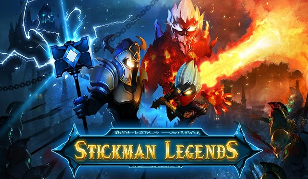 دانلود Stickman Legends - Ninja Warriors: Shadow War 2.3.37 - بازی اکشن