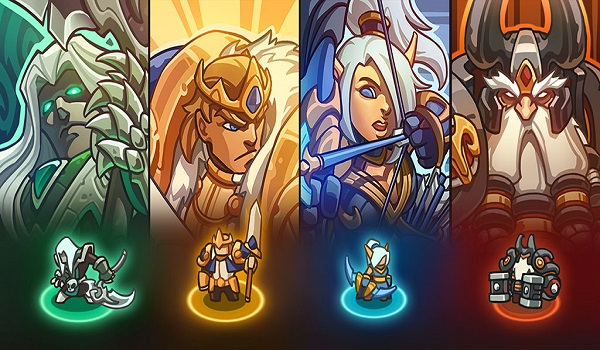 دانلود Empire Warriors TD Premium 0.6.4 - بازی برج دفاعی زیبا و محبوب