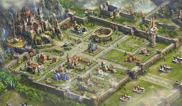 دانلود Clash of Queens: Light or Darkness 2.4.8 - بازی استراتژی نبرد ملکه ها اندروید