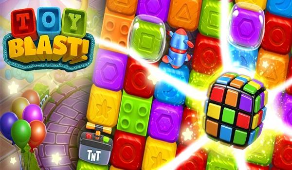 دانلود Toy Blast 5645 - بازی پازل سرگرم کننده