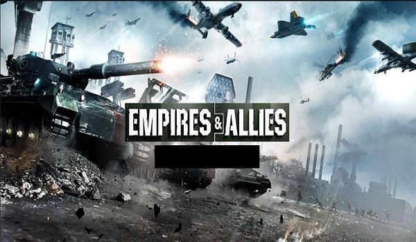 دانلود Empires and Allies - بازی استراتژی امپراطوران و متفقین اندروید