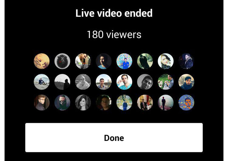 آموزش ساخت ویدیوی زنده در استوری اینستاگرام