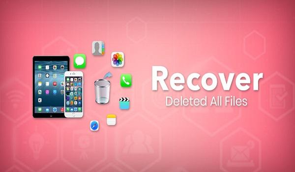 دانلود Recover Deleted All Files, Photos and Contacts 1.0 - برنامه ریکاوری فایل و مخاطبین حذف شده اندروید