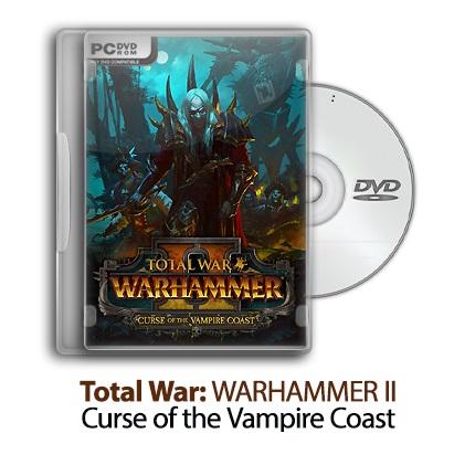 دانلود Total War: WARHAMMER II - Curse of the Vampire Coast - بازی توتال وار: وارهمر 2 - نفرین ساحل خون آشام
