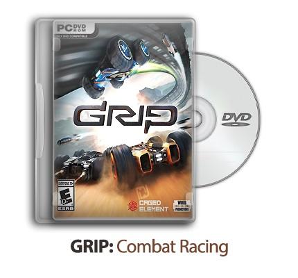 دانلود GRIP: Combat Racing + Update v1.3.1-CODEX - بازی گریپ: مبارزه با مسابقه