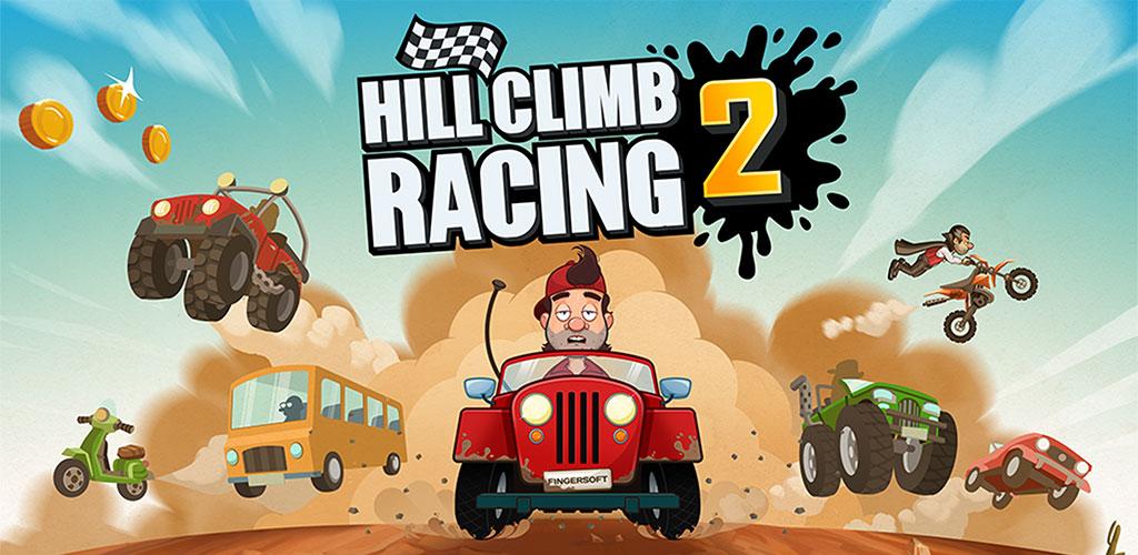 دانلود Hill Climb Racing 2 1.21.1 - بازی مسابقات صعود تپه 2 اندروید