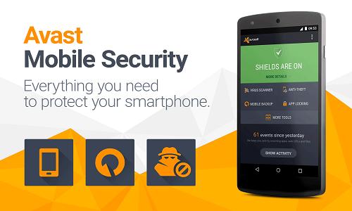 دانلود Avast Mobile Security 2019 6.14.5 - آنتی ویروس آوست اندروید