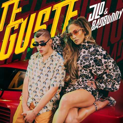دانلود آهنگ جدید Jennifer Lopez & Bad Bunny به نام Te Guste