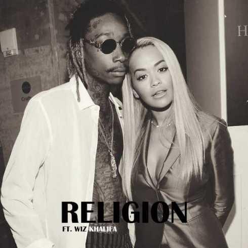 دانلود آهنگ جدید Rita Ora feat. Wiz Khalifa به نام Religion