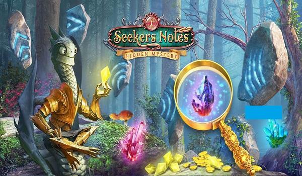 دانلود Seekers Notes 1.34.0 - بازی فکری