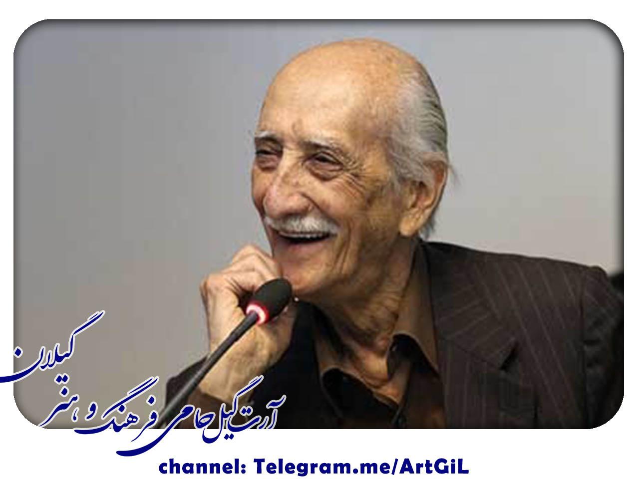 """داریوش اسدزاده در """"ایرانمهر"""" بستری شد"""