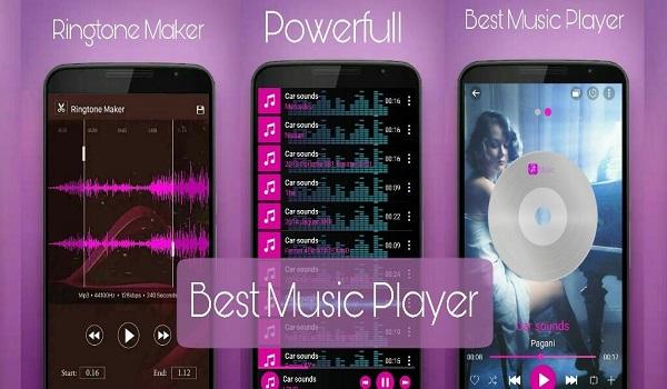 دانلود Five Brothers Music Player Pro 7.7.7 - اپلیکیشن موزیک پلیر ساده و زیبا اندروید