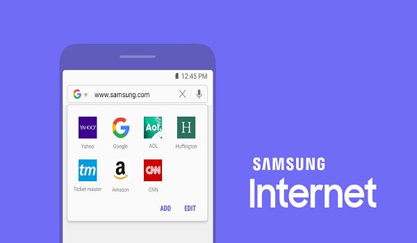دانلود Samsung Internet Browser 9.0.01.27 - مرورگر اینترنت سامسونگ برای اندروید