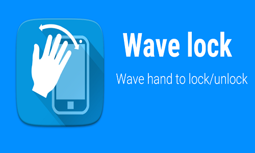 دانلود Wave to Unlock and Lock Full 1.8.9.9 - قفل صفحه هوشمند اندروید