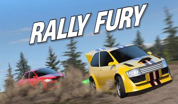 دانلود Rally Fury Extreme Racing 1.42 - بازی مسابقات رالی اندروید