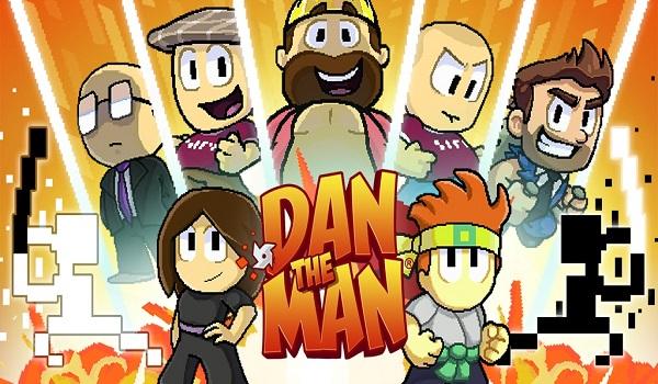 دانلود Dan The Man 1.2.80 - بازی آرکید پرمخاطب و عالی اندروید