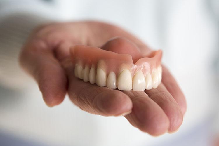 دست دندان فوری