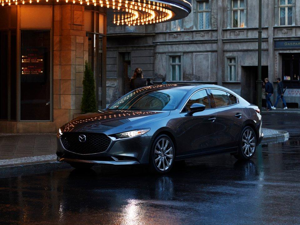 مزدا 3 2019 (Mazda 3 2019)
