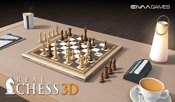دانلود Real Chess 3D 1.0 - بازی