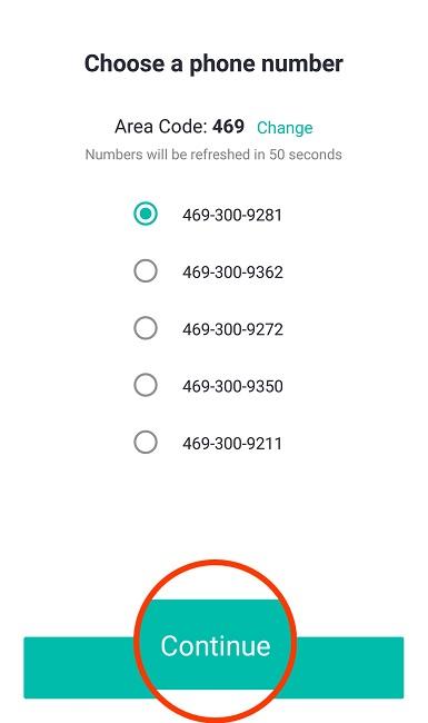 ساخت شماره مجازی رایگان با استفاده از 2ndLine