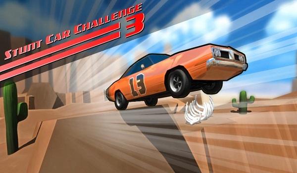دانلود Stunt Car Challenge 3 2.22 - بازی ماشین سواری محبوب اندروید