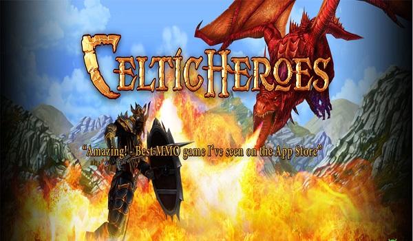 دانلود 3D MMO Celtic Heroes 3.2.2 - بازی قهرمانان سلتیک اندروید