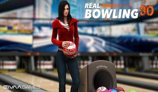 دانلود Real Bowling 3D 1.7 - بازی بولینگ واقعی و سه بعدی اندروید