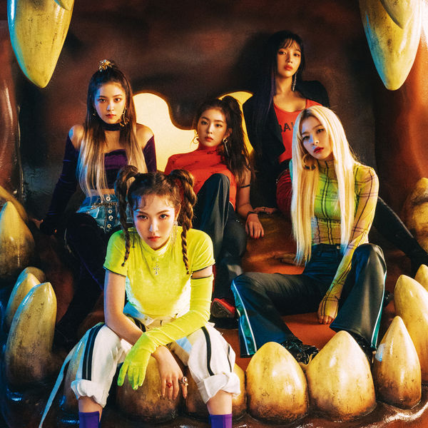 Free Download RBB Album By Red Velvet