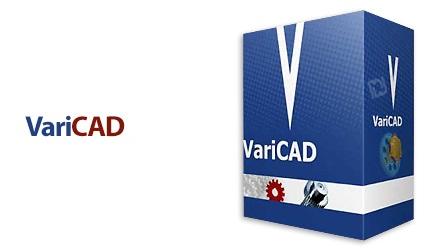 دانلود VariCAD 2019- نرم افزار طراحی دو بعدی و سه بعدی برای مهندسین مکانیک