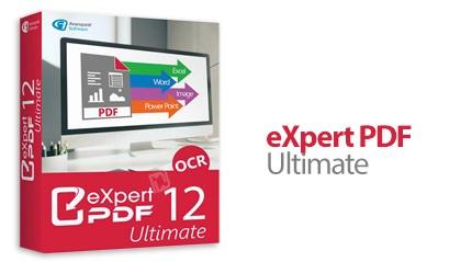 دانلود Expert PDF Ultimate v12.0.24.38721 - نرم افزار تبدیل فایل ها به پی دی اف