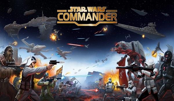 دانلود Star Wars: Commander 7.2.0.10878 - بازی استراتژی