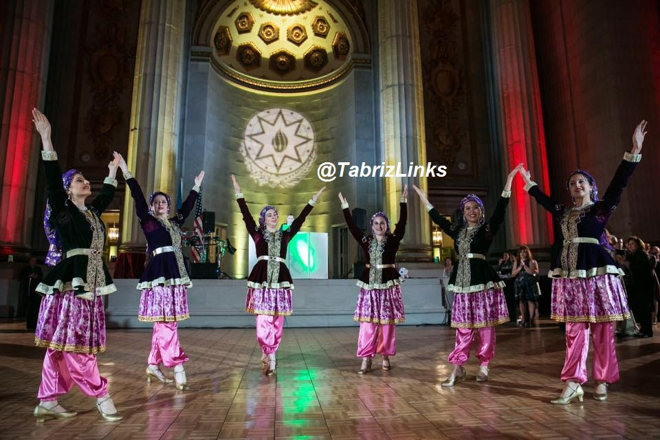 رقص آذربایجان