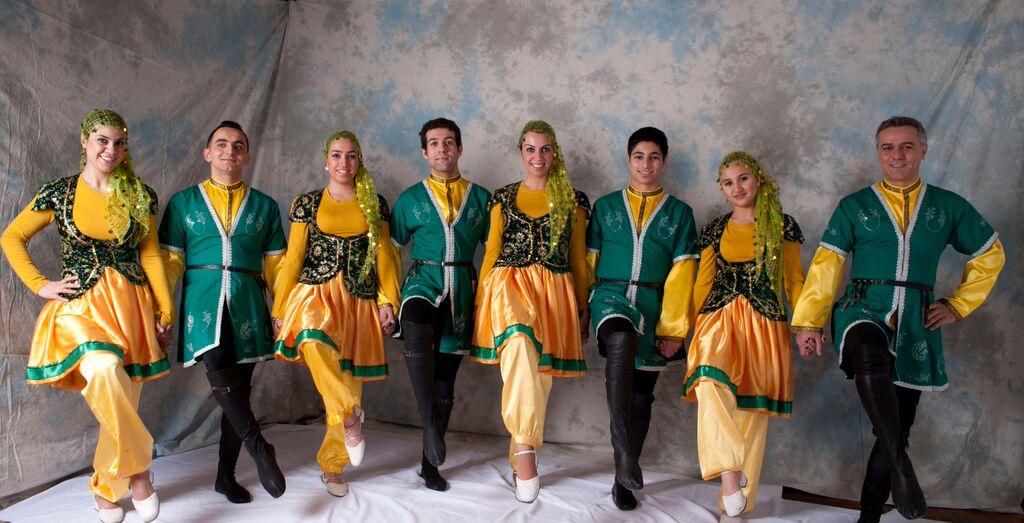 رقص ملی