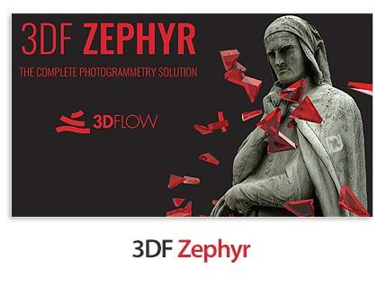دانلود 3DF Zephyr Aerial v4.300 x64 - نرم افزار ساخت مدل های سه بعدی با استفاده از تصاویر