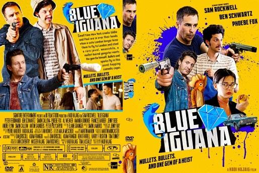 خرید فیلم خارجی blue iguana 2018