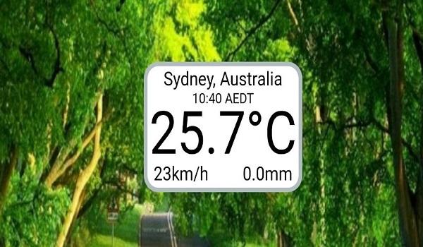 دانلود weeWX Weather App 0.6.16 - برنامه هواشناسی دقیق اندروید