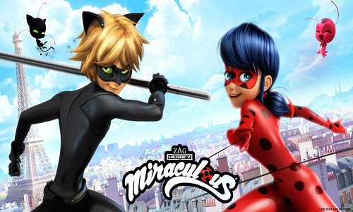 دانلود Miraculous Ladybug & Cat Noir - The Official Game 1.1.6 - بازی دویدنی پرطرفدار