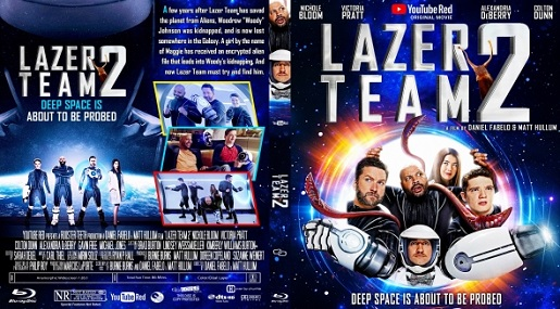 خرید فیلم lazer team 2 2018, لازر تیم 2