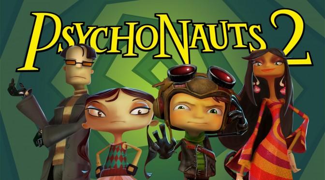 اولین تریلر رسمی عنوان Psychonauts 2 منتشر شد