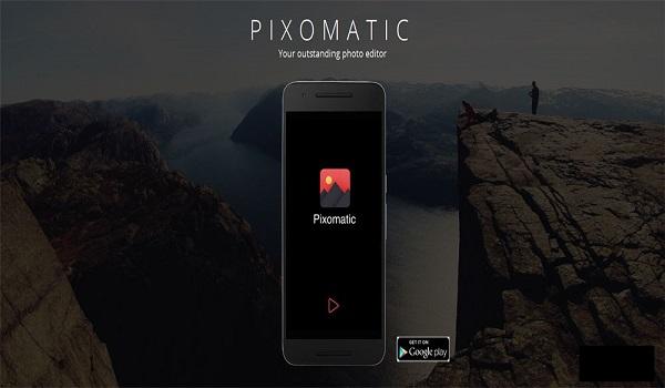 دانلود Pixomatic photo editor 3.2.3 - برنامه حرفه ای و خلاقانه ویرایش تصاویر اندروید