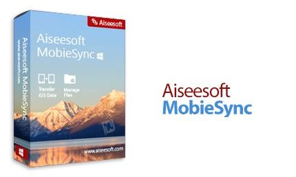 دانلود Aiseesoft MobieSync v1.1.6 - نرم افزار مدیریت و انتقال اطلاعات بین دستگاه های آی او اس و کامپیوتر