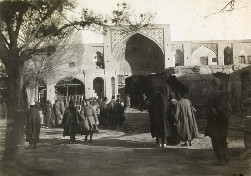 بازار تهران قدیم