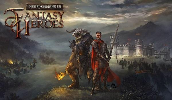 دانلود Hex Commander: Fantasy Heroes 4.4 - بازی استراتژی