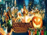 دانلود فیلم مورمور ۲: هالووین تسخیر شده - Goosebumps 2: Haunted Halloween 2018
