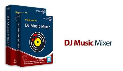 دانلود DJ Music Mixer v7.0.0 - نرم افزار ترکیب و میکس آهنگ ها