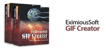 دانلود EximiousSoft GIF Creator v7.36 - نرم افزار طراحی بنر و تصاویر متحرک جیف(گیف)